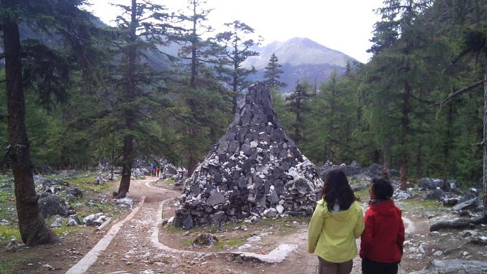 好运气带给我们绝美的香格里拉——稻城亚丁旅游